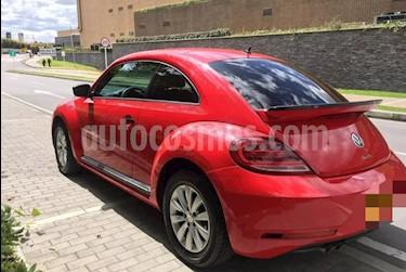 Volkswagen Beetle 2.5L Design Aut  usado (2019) color Rojo precio $61.900.000