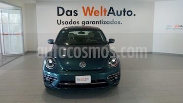 Foto venta Auto usado Volkswagen Beetle Coast Tiptronic (2018) color Azul Acero precio $340,000