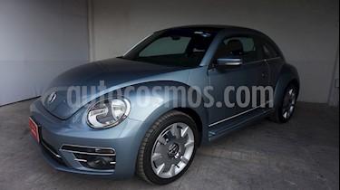 Foto venta Auto usado Volkswagen Beetle Denim Tiptronic (2017) color Azul Metalizado precio $278,000