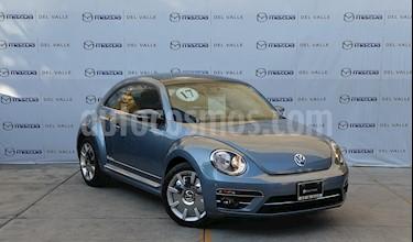 Foto venta Auto usado Volkswagen Beetle Denim Tiptronic (2017) color Azul precio $295,000