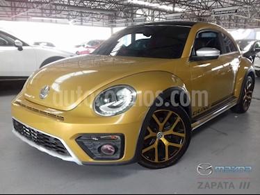Foto Volkswagen Beetle Dune DSG usado (2016) color Amarillo precio $295,000
