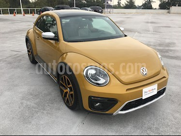 Foto venta Auto usado Volkswagen Beetle Dune DSG (2017) color Amarillo precio $345,000