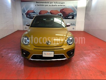 Foto venta Auto usado Volkswagen Beetle Dune DSG (2018) color Amarillo precio $404,000