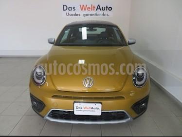 Foto venta Auto usado Volkswagen Beetle Dune DSG (2017) color Amarillo precio $334,995