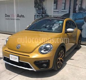 Foto venta Auto usado Volkswagen Beetle Dune DSG (2016) color Amarillo precio $299,000