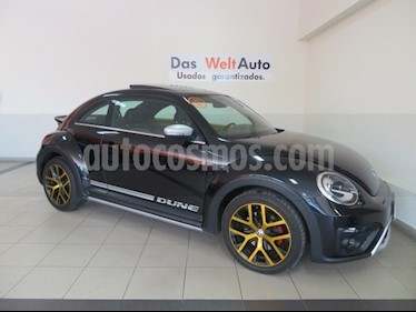Foto venta Auto Seminuevo Volkswagen Beetle Dune DSG (2017) color Negro Profundo