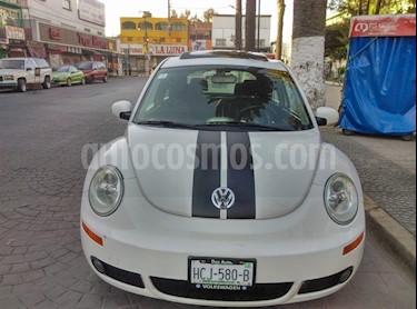 Volkswagen Beetle GLS 1.8T Sport usado (2010) color Blanco precio $99,500