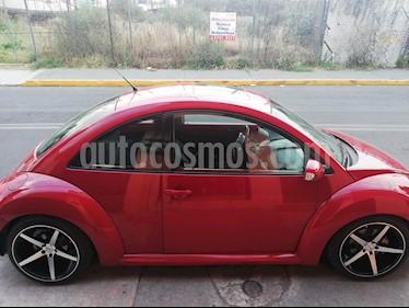 Volkswagen Beetle GLS 2.0 usado (2008) color Rojo precio $90,000