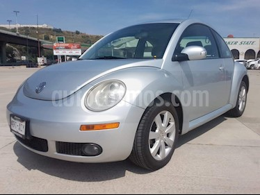 Foto venta Auto usado Volkswagen Beetle GLS 2.0 (2009) color Plata Reflex precio $94,000
