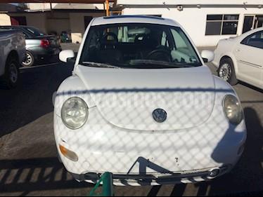 Foto venta Auto usado Volkswagen Beetle GLS 2.0 Aut (2001) color Blanco precio $48,000
