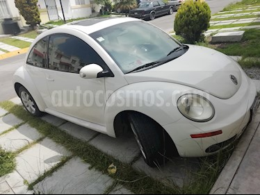 Foto Volkswagen Beetle GLS 2.0 Aut  usado (2010) color Blanco Candy precio $105,000