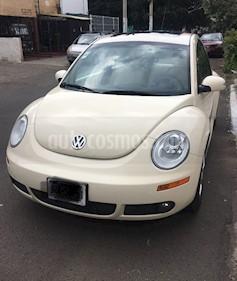 Volkswagen Beetle GLS 2.0 Aut  usado (2011) color Beige Luna precio $128,500