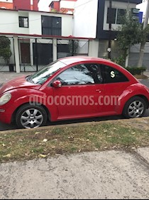 Volkswagen Beetle GLS 2.0 Tiptronic usado (2009) color Rojo precio $90,000
