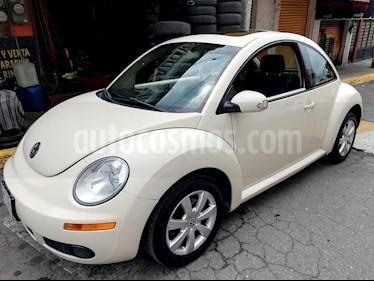 Volkswagen Beetle GLS 2.0 Tiptronic usado (2010) color Beige Luna precio $110,000