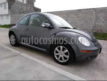 Volkswagen Beetle GLS 2.0 usado (2008) color Gris precio $85,000