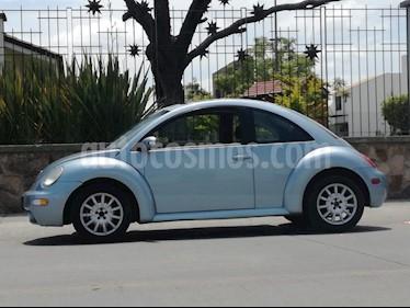 Foto venta Auto usado Volkswagen Beetle GLS 2.0  (2004) color Azul precio $61,000