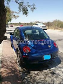 Foto venta Auto usado Volkswagen Beetle GLS 2.0 (2007) color Azul Metalizado precio $78,000