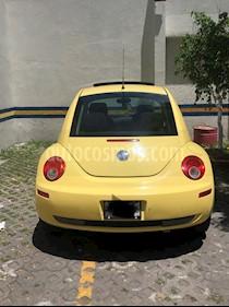 Volkswagen Beetle GLS 2.0 usado (2008) color Blanco precio $88,000