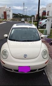 Volkswagen Beetle GLS 2.5 Sport  Aut usado (2008) color Beige Luna precio $89,000