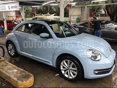 Volkswagen Beetle GLS 2.5 Sport Aut usado (2014) color Azul precio $199,000