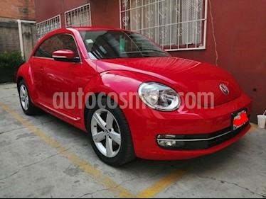 Volkswagen Beetle GLS 2.5 Sport  usado (2016) color Rojo precio $205,000