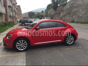 Foto venta Auto usado Volkswagen Beetle GLX 1.8T Sport Tiptronic (2014) color Rojo precio $204,500