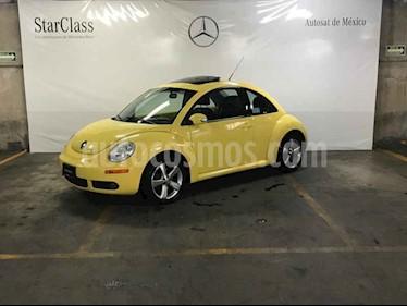 foto Volkswagen Beetle GLX 2.5 Sport usado (2006) color Amarillo precio $89,000