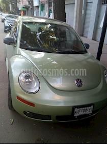 Foto venta Auto usado Volkswagen Beetle GLX 2.5 Sport (2010) color Verde precio $95,000
