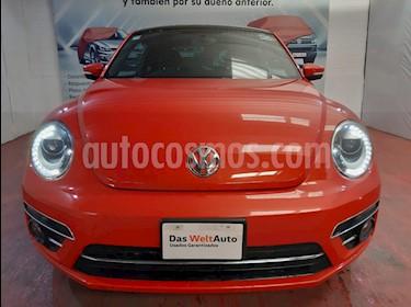 foto Volkswagen Beetle Sound usado (2018) color Naranja precio $360,000
