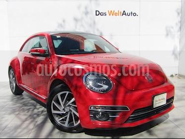 Volkswagen Beetle Sound Tiptronic usado (2018) color Rojo precio $345,000
