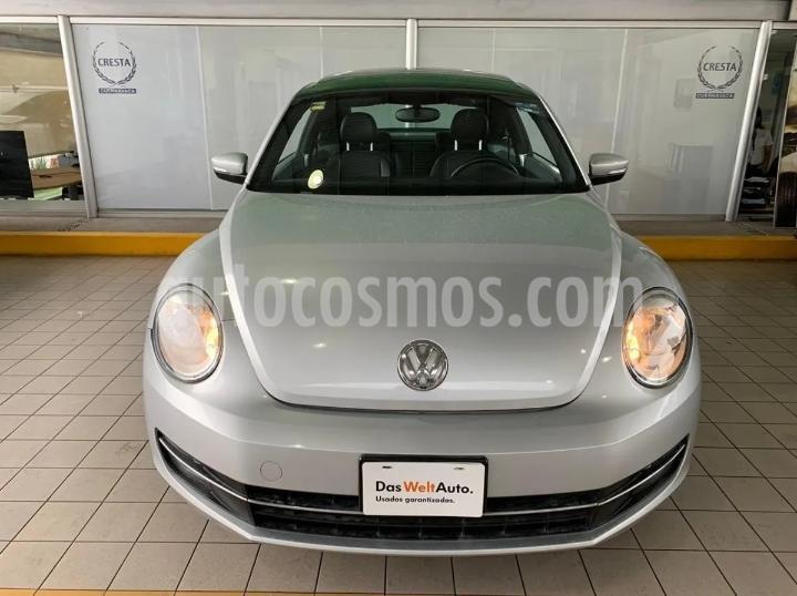 Volkswagen Beetle Sport Tiptronic usado (2014) color Plata Reflex precio $174,900