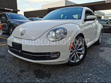 Volkswagen Beetle Sport usado (2013) color Blanco precio $155,000