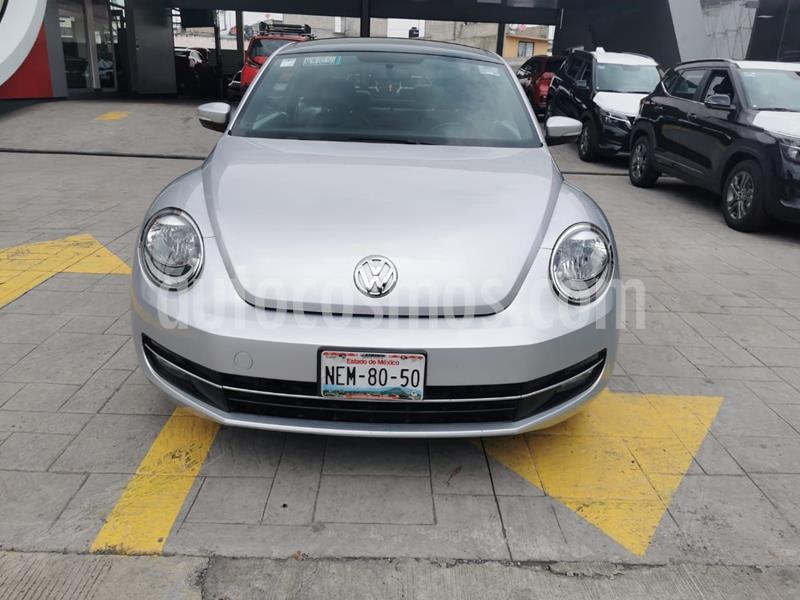 Volkswagen Beetle GLX 2.5 Sport usado (2016) color Plata Dorado precio $195,000
