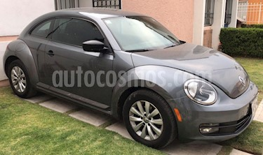 Volkswagen Beetle GLX 1.8T Sport Tiptronic usado (2012) color Gris Plata  precio $140,000