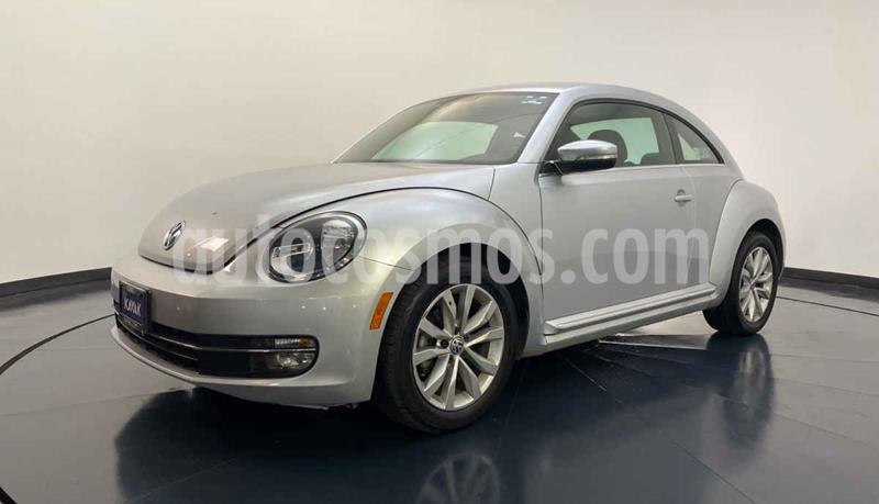 Volkswagen Beetle Sport Tiptronic usado (2012) color Plata precio $167,999