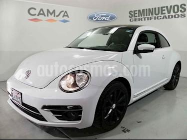 Volkswagen Beetle 2p Sportline L5/2.5 Man usado (2017) color Blanco precio $252,900