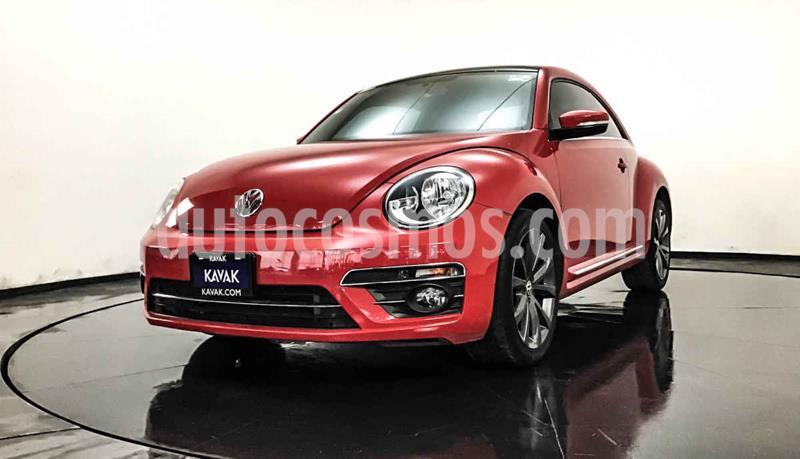 Volkswagen Beetle Sportline usado (2017) color Rojo precio $242,999