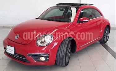 Volkswagen Beetle 2p Sportline L5/2.5 Man usado (2017) color Rojo precio $239,995