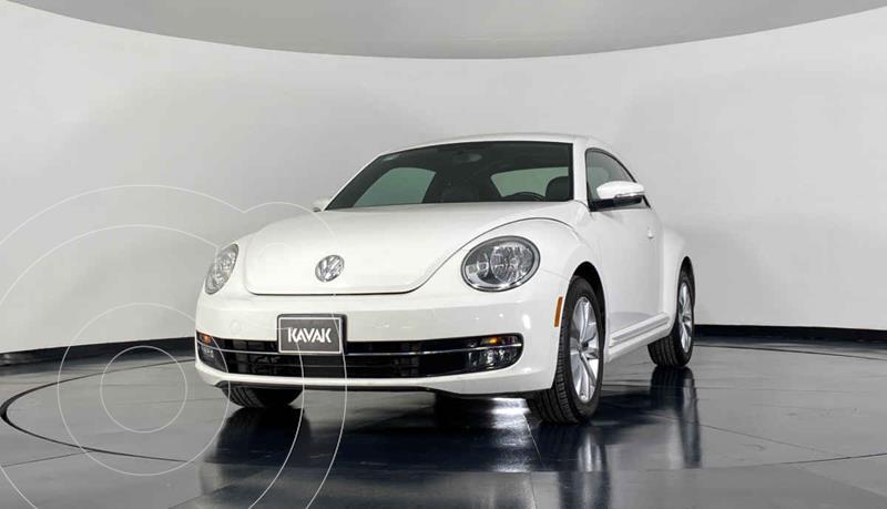 Foto Volkswagen Beetle Sport Tiptronic usado (2012) color Blanco precio $177,999