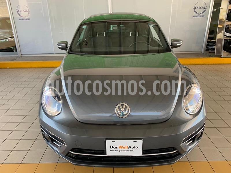 Volkswagen Beetle Sound Tiptronic usado (2018) color Gris precio $294,900