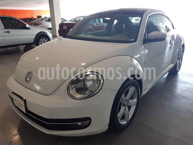 Volkswagen Beetle STD usado (2014) color Blanco precio $179,990