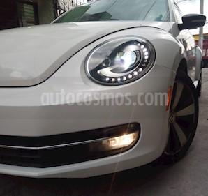 foto Volkswagen Beetle Turbo S 6 Vel. usado (2013) color Blanco precio $195,000