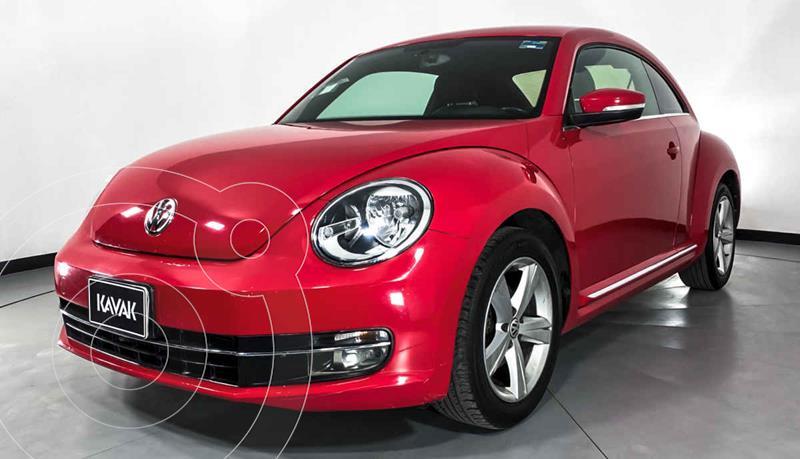 Volkswagen Beetle R Line usado (2015) color Rojo precio $197,999