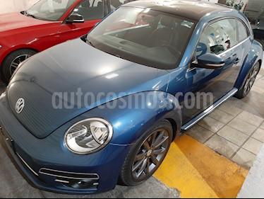 Volkswagen Beetle Sportline usado (2017) color Azul Metalizado precio $239,000