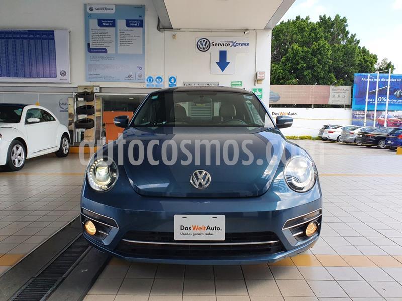 Volkswagen Beetle Coast Tiptronic usado (2018) color Verde Metalico precio $314,900