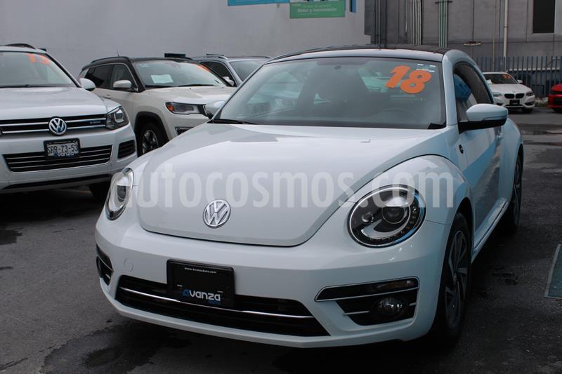 Volkswagen Beetle Sound usado (2018) color Blanco precio $315,000