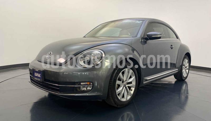 Volkswagen Beetle Sport usado (2014) color Gris precio $179,999