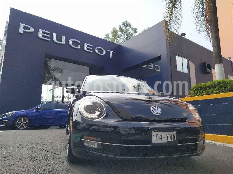 Volkswagen Beetle Turbo usado (2013) color Negro precio $207,900