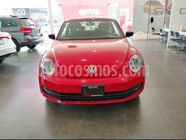 Volkswagen Beetle Cabriolet 2.5 usado (2013) color Rojo precio $149,000