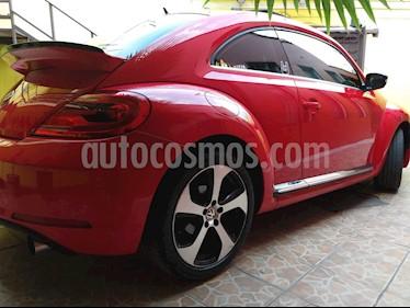 Volkswagen Beetle Turbo DSG usado (2014) color Rojo Tornado precio $218,000